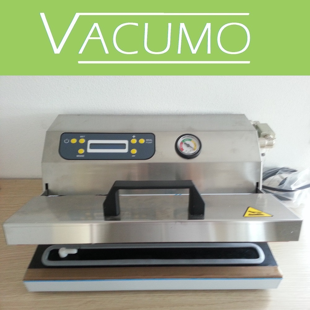 Vakuumierer PROFI FRESH 330 StarterSet NEU ! VACUMO Vakuummaschine