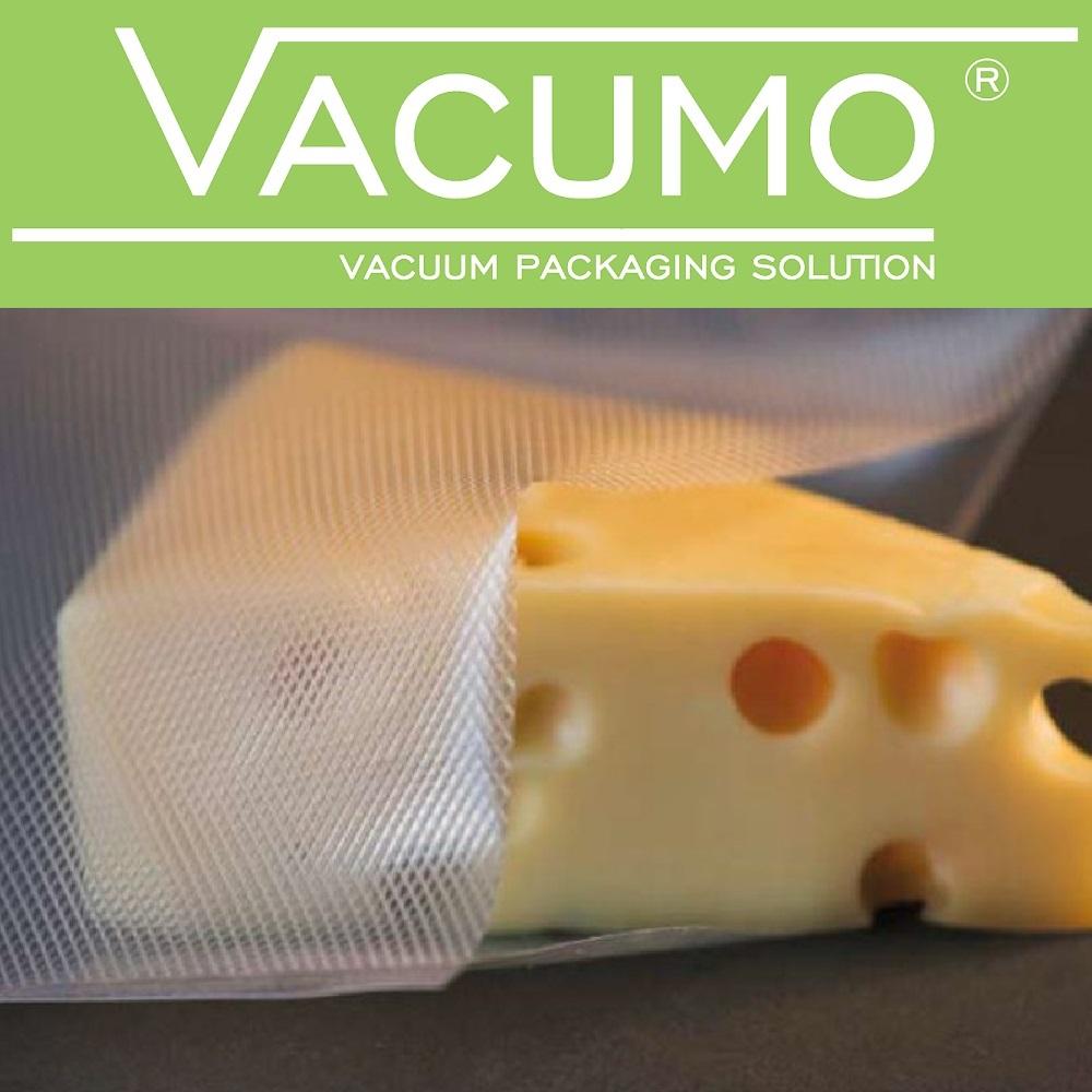 4 x Vakuumfolie Rollen 30 x 600 cm für Vakuumierer Vakuumbeutel viele Größen